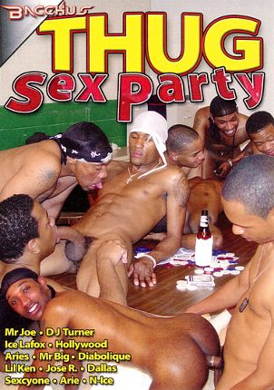 Gay Adult Movie Thug Sex Party