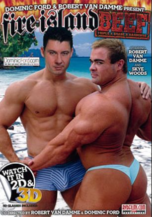 Fire Island Beef, starring Skye Woods and Robert Van Damme, produced by Robert Van Damme.