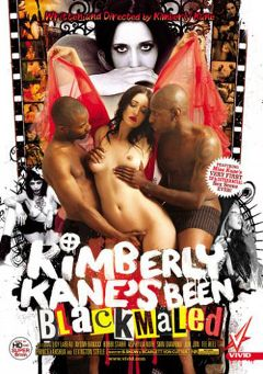 "Adult entertainment movie ""Kimberly Kane's Been Blackmaled"" starring Kimberly Kane, Lily Labeau & Skin Diamond. Produced by Vivid Entertainment."