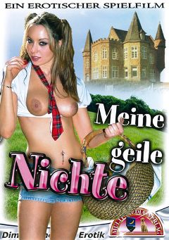 "Adult entertainment movie ""Meine Geile Nichte"" starring Fausto Moreno, Franco Trentalance & Marco Nero. Produced by MMV Multi Media Verlag."