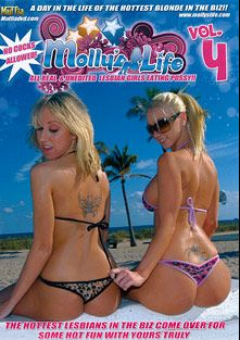 Molly's Life 4, starring Molly Cavalli, Brynn Tyler, Halie James, Madelyn Marie, Sidney, Mikala and Katrina, produced by Muffia.