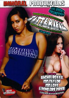 "Adult entertainment movie ""Titterific 7"" starring Rachel Roxx, Isis Love & Penelope Piper. Produced by Porno Dan Presents."