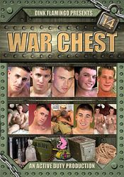 Gay Adult Movie War Chest 14
