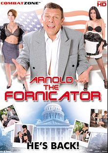 Arnold The Fornicator, starring Destiny Porter, Nora Skyy, Nikki Daniels, Roxanne Hall, Jack Vegas and Jay Huntington, produced by Combat Zone.