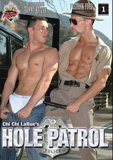 Hole Patrol, starring Tommy Ritter, Fredrick Ford, Johnny Hazzard, Eddie Stone, Jason Ridge, Shane Rollins, Owen Hawk, Arpad Miklos and Nick Capra, produced by Rascal Video and Channel 1 Releasing.