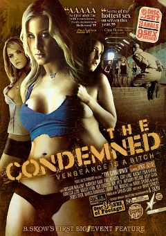 "Adult entertainment movie ""The Condemned"" starring Meggan Mallone, Nikki Jayne & Kimberly Kane. Produced by Vivid Entertainment."