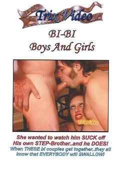 "Adult entertainment movie ""BI-BI Boys And Girls"" starring Mysti, Brooke Lynn Sky & Lilah Love. Produced by Trix Productions."
