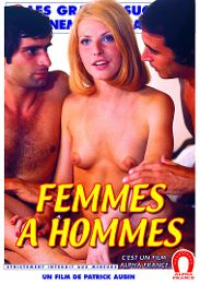 """Featured Category - Wife presents the adult entertainment movie """"Mad Wife - French""""."""