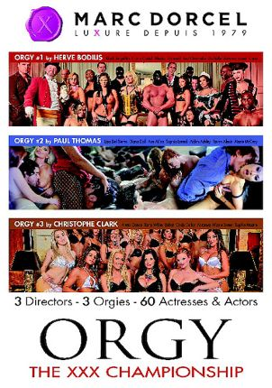 Straight Adult Movie Orgy: The XXX Championship