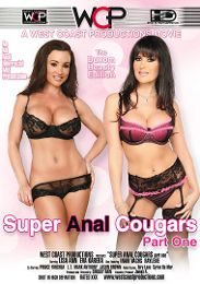 """Featured Category - M.I.L.F. presents the adult entertainment movie """"Super Anal Cougars""""."""