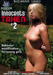 """Just Added presents the adult entertainment movie """"Innocents Taken 2""""."""
