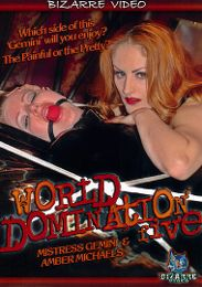"Just Added presents the adult entertainment movie ""World Domination 5""."