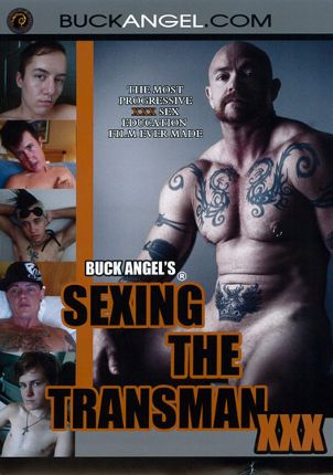Gay Adult Movie Buck Angel's Sexing The Transman XXX
