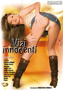 "Adult entertainment movie ""Vizi Innocenti"" starring Electra Angels, Juditte Fox & Alex Forte. Produced by Pinko Enterprises."