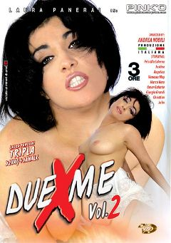 "Adult entertainment movie ""Laura Panerai In Due X Me 2"" starring Justine, Giorgia Grandi & Priscilla Solernoa. Produced by Pinko Enterprises."