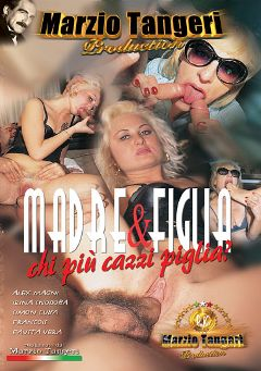"Adult entertainment movie ""Madre E Figlia Chi Piu Cazzi Piglia"" starring Irina Swodoba, Fausta Vera & Alex Magni. Produced by Pinko Enterprises."