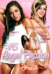 Straight Adult Movie Angel Passion 5: The Passion Of  Brandy, Honey, Cadence And Aimee