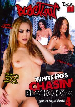 "Adult entertainment movie ""White Ho's Chasin' Black Cock 4"" starring Juliane Grandi, Alyssa Dior & Trisha Rey. Produced by Magnus Productions."