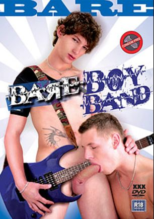 Bare Boy Band, starring Nick Kelson, David Ballard, Justin Gray, Dave Cook, Andre Rice, Paul Birt, Mike Cage, Jack Blue, Sebastian Stiler and Fred Terry, produced by Staxus.