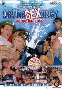Drunk Sex Orgy: October-Fuck