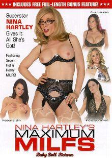 Nina Hartley's Maximum MILFs
