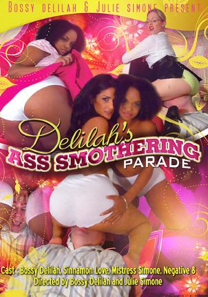 Straight Adult Movie Delilah's Ass Smothering Parade