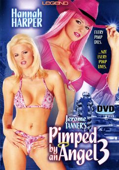 "Adult entertainment movie ""Pimped by an Angel 3"" starring Venus, Brittney Skye & Hannah Harper. Produced by Legend."