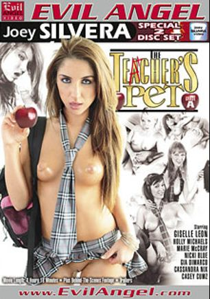 The Teacher's Pet, starring Lexi Brooks, Casey Cumz, Cassandra Nix, Nicki Blue, Holly Michaels, Gia Dimarco, Marie McCray, Alan Stafford, Mick Blue and Joey Silvera, produced by Joey Silvera Video and Evil Angel.