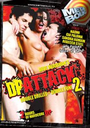 """Just Added presents the adult entertainment movie """"DP Attack 2""""."""