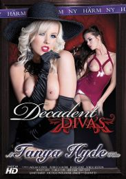 """Featured Category - Anilingus presents the adult entertainment movie """"Decadent Diva's""""."""