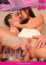 "Featured Category - Threeway presents the adult entertainment movie ""Anal Mischief""."
