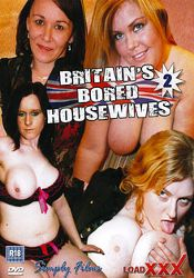 Straight Adult Movie Britain's Bored Housewives 2