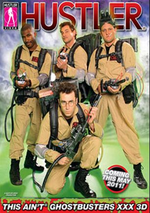 This Ain't Ghostbusters XXX, starring Jennifer Dark, Randy Marmalade, Raven Alexis, Sarah Shevon, Lily Labeau, Jeremy Conway, Joslyn James, Alexis Texas, Jason Dean, James Deen, Alec Knight, Tee Reel, Ron Jeremy and Evan Stone, produced by Hustler.