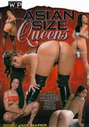 """Just Added presents the adult entertainment movie """"Asian Size Queens""""."""