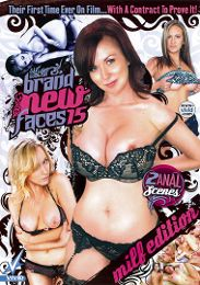 "Featured Series - Brand New Faces presents the adult entertainment movie ""Brand New Faces 15: Milf Edition""."