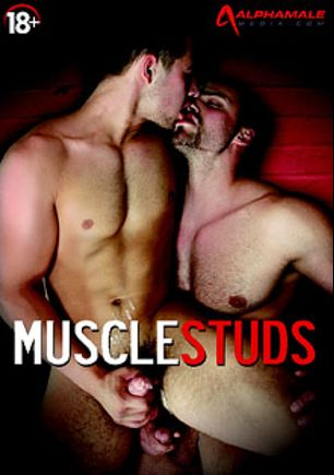 Muscle Studs, starring Alex Monetti, Matthew Ross, Ennio Guardi, Zack Hood, Thor, Denis Reed, Max and Eric Miller, produced by Eurocreme Group and Alphamales Studio.