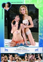 "Featured Category - Massage presents the adult entertainment movie ""Tanya Tate's The MILF Masseuse""."