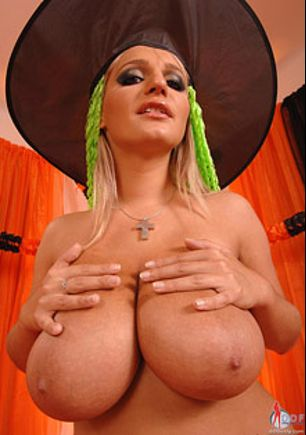 Witchy Tits: Jannete, starring Wendy Star, produced by DDF Production Ltd.