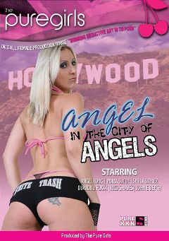 "Adult entertainment movie ""Angel In The City Of Angels"" starring Angel Long, Rico Shades & Angela Aspen. Produced by Purexxxfilms."