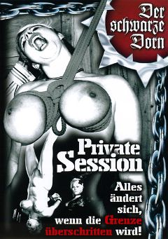 "Adult entertainment movie ""Private Session"" starring Red Hibiska, Rene & Carmen. Produced by MMV Multi Media Verlag."