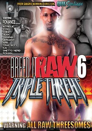Gay Adult Movie Breed It Raw 6: Triple Threat