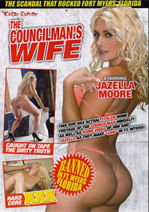 The Councilman's Wife, starring Jazella Moore, Scott Janke and Danny Long, produced by Cezar Capone.