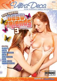 """Just Added presents the adult entertainment movie """"European Best Friends Forever 3""""."""