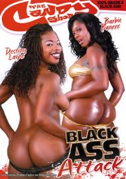 """Just Added presents the adult entertainment movie """"Black Ass Attack""""."""