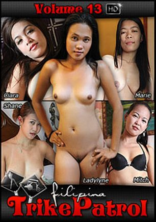Filipina Trike Patrol 13, starring Mitch (f), Ladylyne, Ciara, Shane and Marie, produced by All Asian Access.
