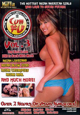 Cum Fu 3, starring Tasha Lynn, Kita Zen, Annie Lee, Miley Villa, Abbie Lee, Coco Ono Velvet, Mikey Butders, Ramon Nomar and Voodoo, produced by Muffia.
