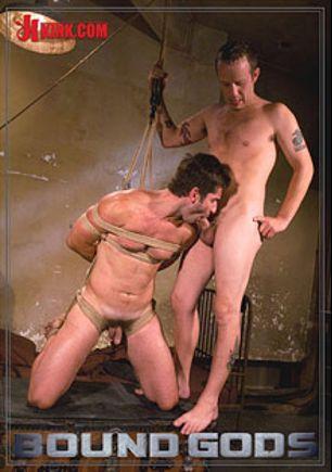 Bound Gods: Luka And Rod Barry, starring Luka (KinkMen) and Rod Barry, produced by KinkMen.