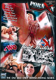 "Adult entertainment movie ""Real British Fisting Babes"" starring Mandy Cinn, Leona Lee & Paige Turnah. Produced by Porn XN."