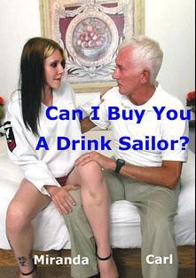 Can I Buy You A Drink Sailor, starring Miranda and Carl Hubay, produced by Hot Clits Video.