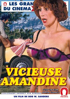 "Adult entertainment movie ""Vicious Amandine - French"" starring Ellen Earl, Ingrid D. Eve & Veronique Crozemary. Produced by ALPHA-FRANCE."